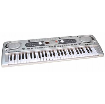 Bontempi Keyboard 54 tangenter m/usb +3år 26x76x9cm