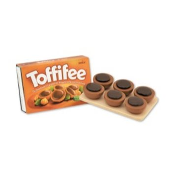 Toffifee i æske 8 stk i display