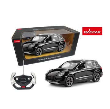 RC 1:14 Porsche Cayenne Turbo Sort