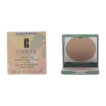 Compact Powders Stay Matte Clinique