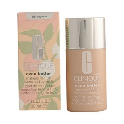 Anti-plet makeup Even Better Clinique 06 - honey 30 ml