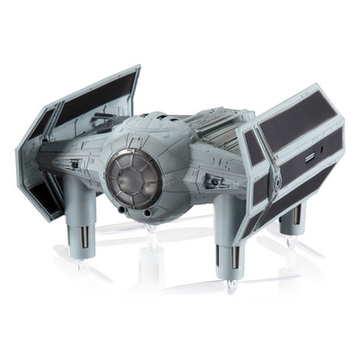 Fjernstyret Drone Propel Star Wars Tie Fighter Standard Box 35 mph 2.4 GHz Grå