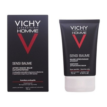 Aftershave Balsam Homme Sensi Baume Vichy (75 ml)