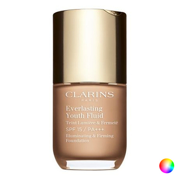 Flydende makeup foundation Everlasting Youth Clarins (30 ml), 114 - capuccino 30 ml