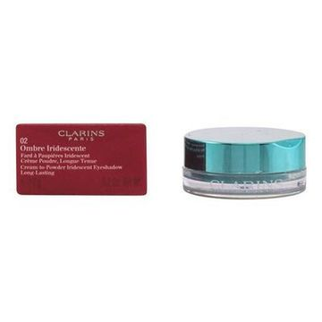 Øjenskygge Iridescente Clarins 04 - silver ivory 7 g