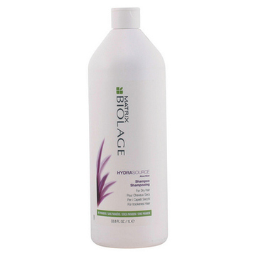 Fugtgivende shampoo Biolage Hydrasource Matrix 1000 ml