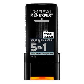 Brusecreme Total Clean L'Oreal Make Up (300 ml)