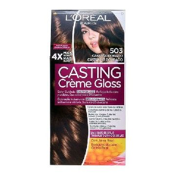 Farve uden Ammoniak Casting Creme Gloss L'Oreal Expert Professionnel