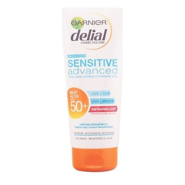 Solcreme Sensitive Advanced Delial Spf 50 Spf 50 - 200 ml