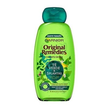 Forfriskende Shampoo Original Remedies Garnier (300 ml)