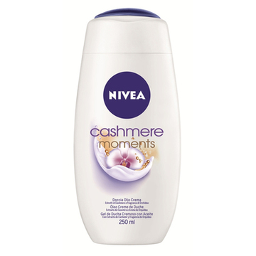 Shower gel Care And Cashmere Nivea (250 ml)