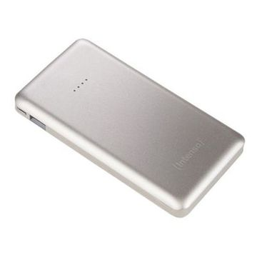 Batteri INTENSO 7332531 10000 mAh Sølv