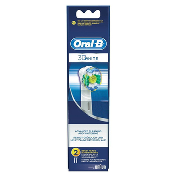Tandbørstehoved 3d White Pro-bright Oral-B (2 uds)