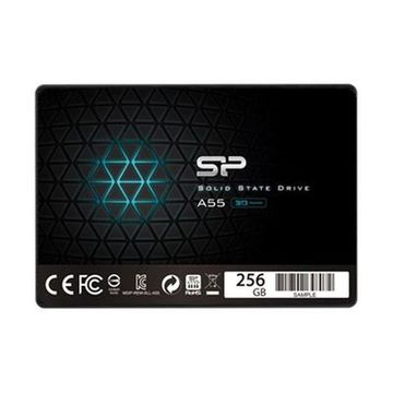 "Harddisk Silicon Power SP256GBSS3A55S25 256 GB SSD 2.5"" SATA III"