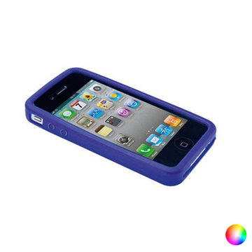 Mobilcover Iphone 4/4s/5/5s/se Silikone 143964 Hvid