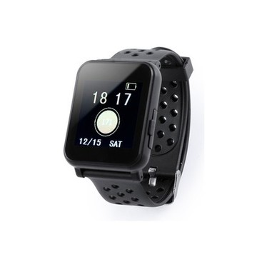 "Smartwatch 1,44"" LCD Bluetooth Sort 146147"