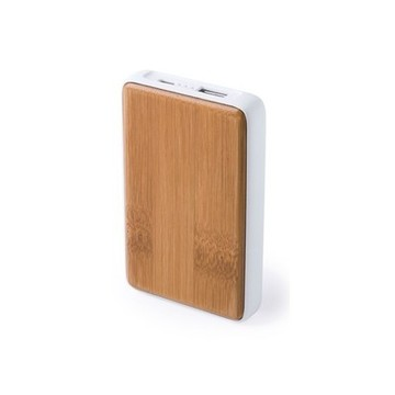 Batteri 4000 mAh Bambus 146150 Natural