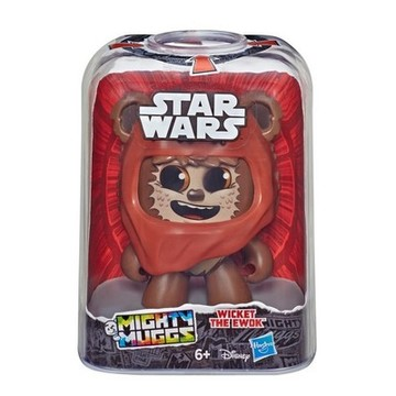 Mighty Muggs Star Wars - Wicket Hasbro