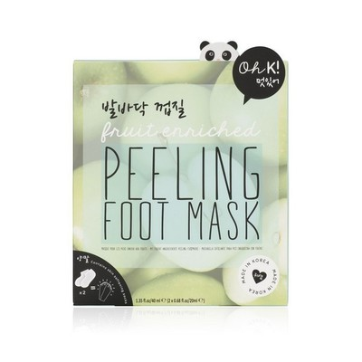 Eksfoliering til Fødder Fruit Enriched Oh K! (40 ml)