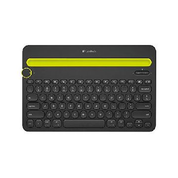 Bluetooth-tastatur Logitech K480 Sort