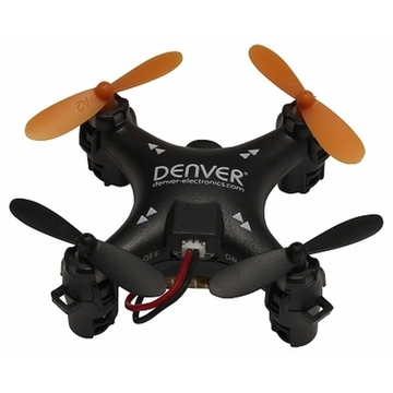 Drone Denver Electronics DRO-120 2.4 GHz 150 mAh Sort