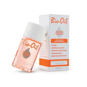 Anti-strækmærke kropsolie Purcellin Bio-oil 125 ml