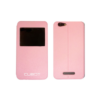 Mobilcover Cubot CUB-FLRS-NOTES Pink