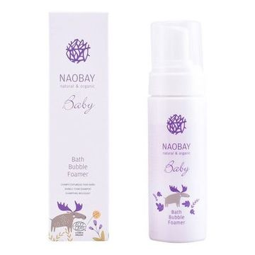 Blød shampoo Baby Bubble Naobay (150 ml)