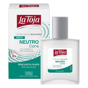 After Shave Balsam Neutro Care La Toja (100 ml)