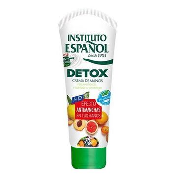 Anti-plet håndcreme Detox Instituto Español (75 ml)