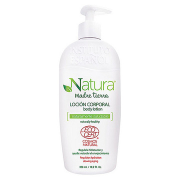 Fugtgivende bodylotion Natura Madre Tierra Instituto Español (300 ml)