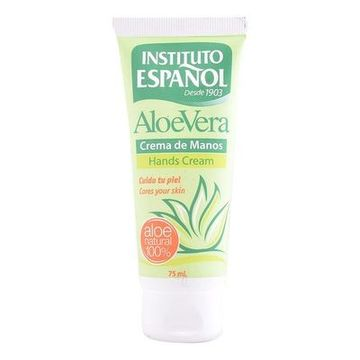 Håndcreme Aloe Vera Instituto Español (75 ml)