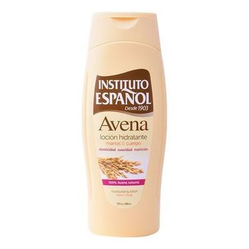 Fugtgivende bodylotion Avena Instituto Español (500 ml)