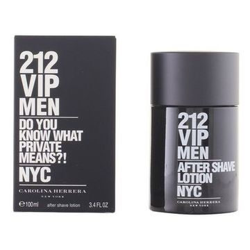 After Shave Lotion 212 Vip Men Carolina Herrera (100 ml)