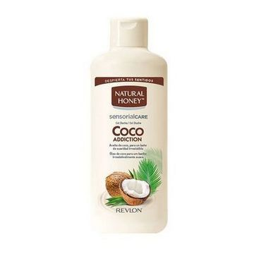 Shower gel Coco Addiction Natural Honey (650 ml)