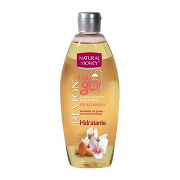 Fugtgivende Olie Oil & Go Natural Honey (300 ml)