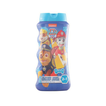 Gel og Shampoo The Paw Patrol Cartoon (475 ml)