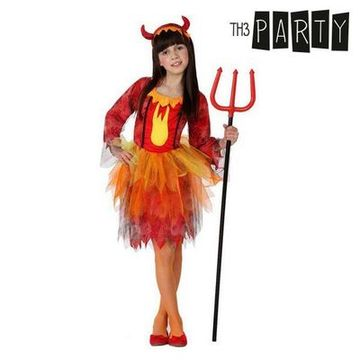 Costume for Children Th3 Party Female demon S1101304
