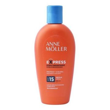 Bronzer Express Anne Möller Spf 15 (200 ml)