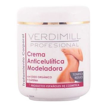 Anti-cellulite creme Professional Verdimill 500 ml