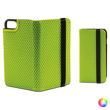 Folio Mobile Phone Case with Elastic Iphone 7 Sport Grøn