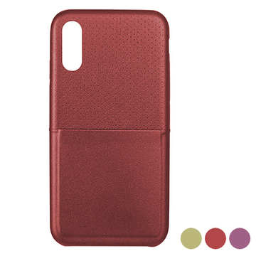 Mobilcover Iphone X/xs Dots Guld