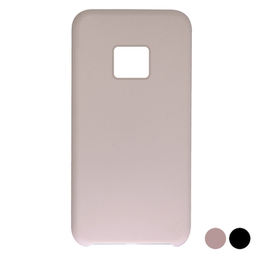 Mobilcover Huawei Mate 20 Pro Soft Silicone Pink