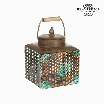 Box with cover Jern (20 x 19 x 25 cm) by Homania