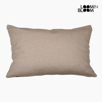Pude Bomuld og polyester Brun (30 x 50 x 10 cm) by Loom In Bloom