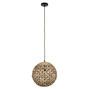 Loftslampe Wicker (40 x 40 x 37 cm)