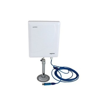 Wifi-antenne approx! APPUSB26AC Hvid