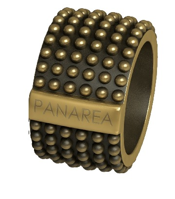 Ring til kvinder Panarea AS154RU1 (14 mm)