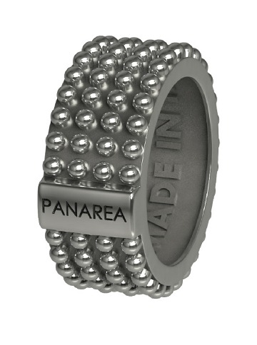 Ring til kvinder Panarea AS252OX (16,56 mm)