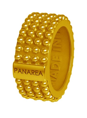 Ring til kvinder Panarea AS252DO (16,56 mm)